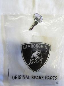 Lamborghini Countach door, trunk lid, gas fuel cap blank key NOS