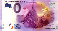 74 CHAMONIX-MONT-BLANC Aiguille, 2016, Billet 0 € Souvenir