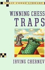 Winning Chess Traps by Irving Chernev