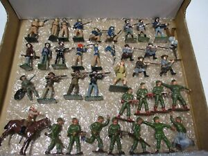 Britains Soldiers Lot with WWI