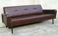 Eccezionale divano 3 posti anni 50 - stile Albini Zanuso - buone condizioni