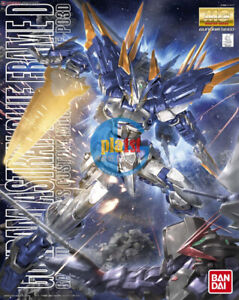 Brand New Unopen BANDAI MG 1/100 ASTRAY BLUE FLAME D