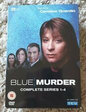 Blue Murder Complete Series 1-4 Dvd