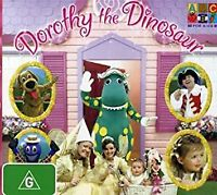 DOROTHY THE DINOSAUR CD BRAND NEW ABC For Kids The Wiggles