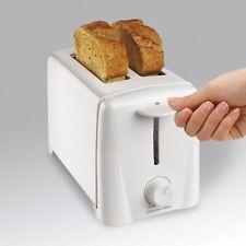 Proctor Silex 22611 2-Slice Toaster, White