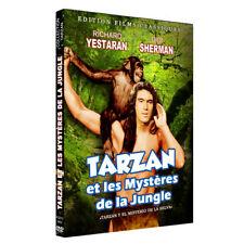 TARZAN et les Mystères de la Jungle (Richard Yesteran)