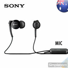 Sony MP3 Player Headphones & Earbuds with Microphone