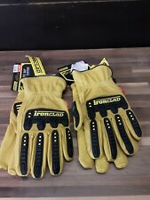 Lot Of 2 Ironclad Ultimate 360 Premium Leather Work Gloves Size Xxlarge