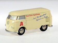 """Schuco Piccolo VW T1 """"Apotheke"""" # 50132025"""
