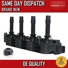 VAUXHALL COMBO, MERIVA, TIGRA IGNITION COIL RAIL PACK 94>2011 *NEW* 1208307