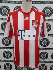 maglia calcio shirt maillot trikot BAYERN MONACO ROBBEN TG M 10-11 SIGNED