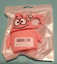 Patrick Airpod Protective Case Cover With Keychain New in Package