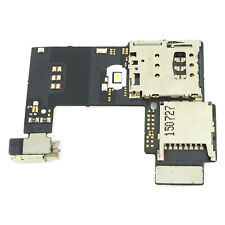 Micro SD SIM Card Reader Flex Cable Slot For Motorola Moto G2 XT1064 XT1063