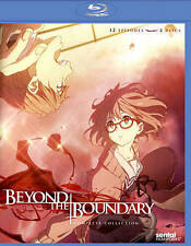 Beyond the Boundary: Complete Collection [Blu-ray] by Kenn