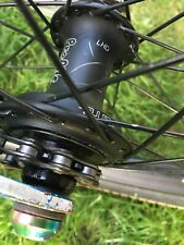 "PROFILE RACING MINI 3//8/""---36H FRONT WHITE BMX BICYCLE HUB"