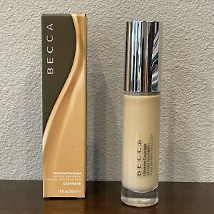 Becca Ultimate Coverage 24 Hour Foundation Foundation New In Box FULL SIZE