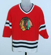 Starter NHL Chicago Blackhawks Jersey Size L XL Licensed Western Conference