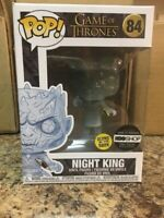 Game of Thrones Night King Glow in the Dark Funko Pop #84