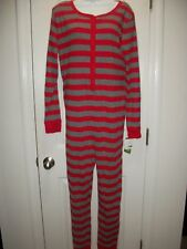 NEW TARGET STYLE One Piece Pajama Lounge Footless Sleeper Size XL Cotton ADULT