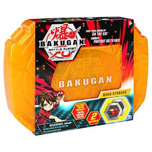 BAKUGAN, Baku-storage Case for BAKUGAN Collectible Action Figures, for Ages 6