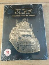 The Vice guide to travel 2006 Sealed DVD