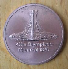 Official Olympic Participation Medal Montreal 1976