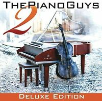 The Piano Guys 2 (Various Artists) [New & Sealed] CD + DVD Deluxe Edition