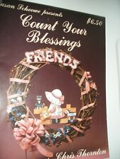 Decorative Tole Painting Book Count Your Blessings