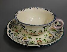 Teetasse + UT Zeller Keramik Dekor Favorite Georg Schmider