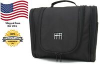 Genuine RFA Multinational Large Travel Toiletry Bag Black