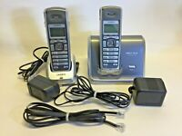 Uniden Digital Phone System Digital Dect 6.0 DECT2060-2 + 2nd phone and dock