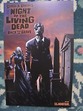 George A. Romero's Night Of The Living Dead-Back From The Grave-10 covers new
