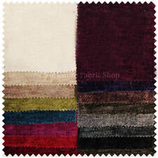 Chenille Heavy Craft Fabrics