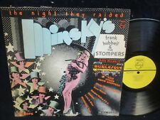"Frank Hubbell & The Stompers ""The Night They Raided Minsky's and Other Show""LP"