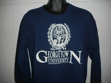 Vintage 90s Georgetown University Sweatshirt XL
