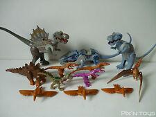 LEGO VRAC / Lot de 12 Dinosaures Lego + vrac pièces Dino