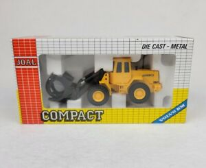 NEW Joal Compact  'Volvo BM' L-70  Die-Cast  Loader Tractor 1:50 Scale # 235