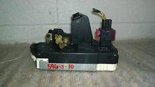 99 00 01 02 03 04 05 SAAB 95 LEFT REAR DOOR LOCK LATCH ACTUATOR OEM 596-S-10