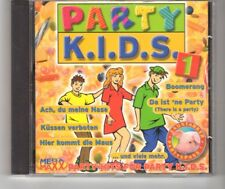 (HP877) Party K.I.D.S. 1, Party-Hits fur Party Kids - 1997 CD