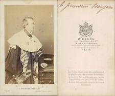 Pierson, Paris, Le Président Bonjean, jurisconsulte, fusillé Commune de Paris, c