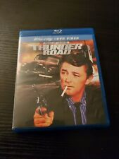 THUNDER ROAD 1958 (BLU RAY & DVD COMBO, 2015) ROBERT MITCHUM, OOP OUT OF PRINT