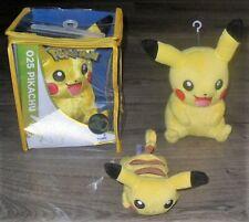 Tomy Pokemon Plüsch Viele 025 Pikachu Neu & Kein Tag Sitzsack Center