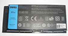 Batterie D'ORIGINE DELL Precision M4600 M4700 M6600 M6700 97Wh GENUINE Battery