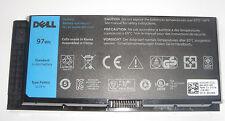 Batterie D'ORIGINE DELL Precision M4600 M4700 M6600 M6700 97Wh FV993 GENUINE