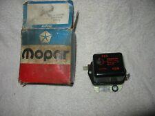 NOS Mopar 1960's Adjustable Voltage Regulator
