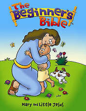 Mary and Little Jesus (Beginners Bible Board Books), New, DeVries, Catherine Boo