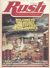 "DOPE & WEED ""RUSH: MAGAZINE OF HIGH ENTERTAINMENT"" RARE VOLUME 1 NUMBER 2 1976"