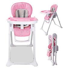 Kinderstuhl Baby mit Liegefunktion Babystuhl Hochstuhl Verstellbar Multifunktion