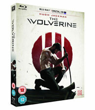 The Wolverine (Blu-ray, 2013)