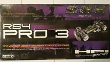 HPI Racing RS4 Pro 3 *discontinued/vintage kit - NEW*